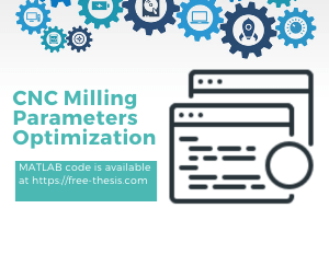 CNC Milling Machine Parameters Optimization by Hybrid Optimization algorithm